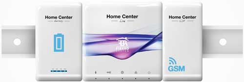 Fibaro Home Center Lite Optional Battery and GSM Modules