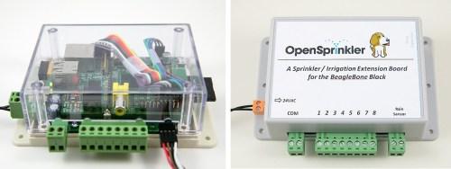 OpenSprinkler Pi & OpenSprinkler Beagle