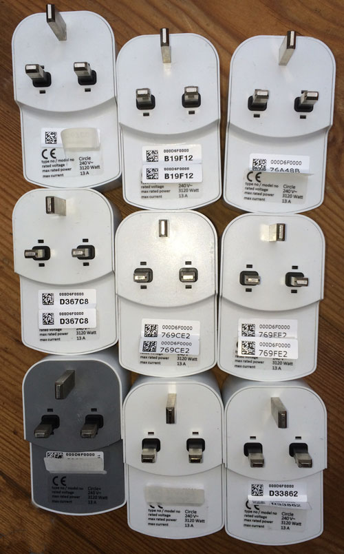 Plugwise Home Stretch 2.0 Plugs