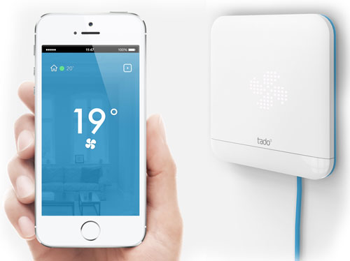 tado cooling is intelligent ac control for your smart home automated home. Black Bedroom Furniture Sets. Home Design Ideas