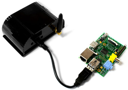 Tinkerforge Internet of Things Kit with the Raspberry Pi