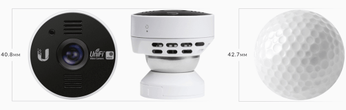 Ubiquiti Networks UniFi IP CCTV Video Camera Micro