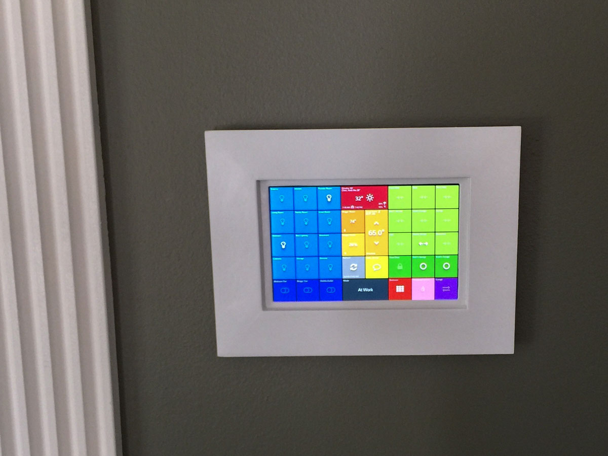 Review: SmartTiles Puts Whole House SmartThings Dashboard on