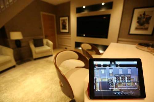 Custom Controls - Crestron Smart Home