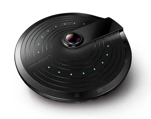 smanos UFO WiFi Camera