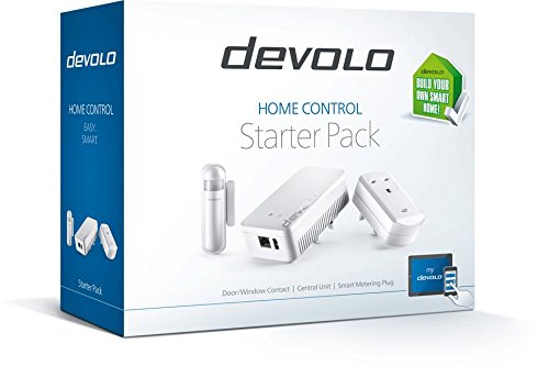 devolo home control review part 1 starter pack. Black Bedroom Furniture Sets. Home Design Ideas