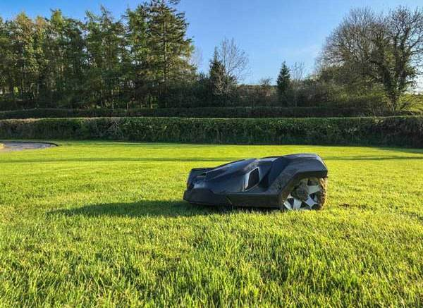 Husqvarna Automower Review Part 2 –The First Cut is the