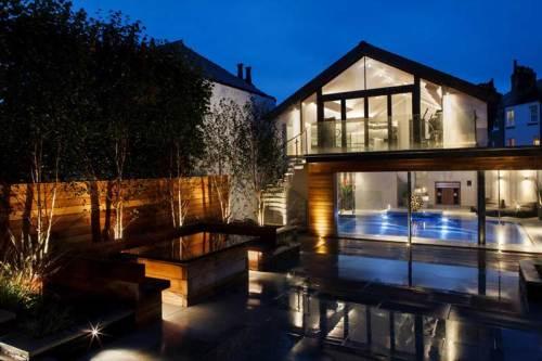 Harrogate Villa - Brilliant Lighting