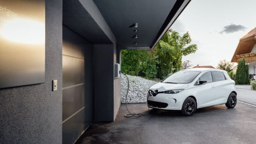 Loxone - Renault Zoe Electric Car Integration