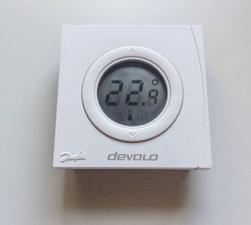 devolo home control review part 4 smart home heating automated home. Black Bedroom Furniture Sets. Home Design Ideas
