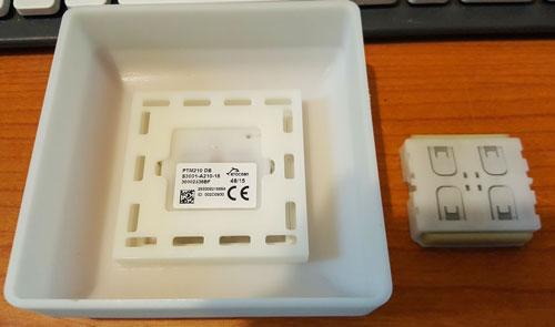 enOcean 3D Printed Switch Enclosure