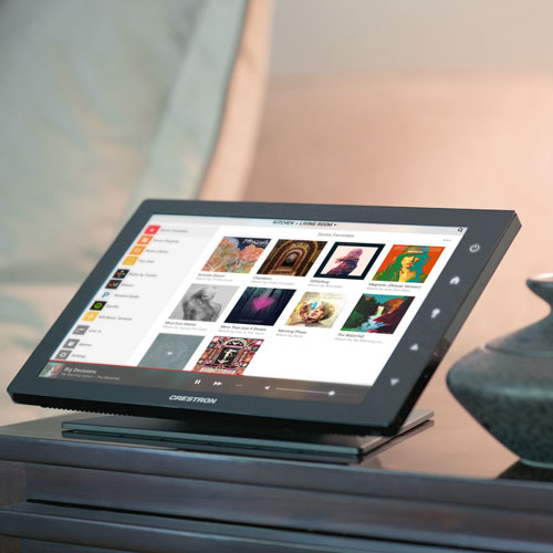 Crestron Introduces New Generation of TSW Touch Screens ...