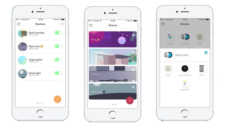 Yeti Smart Home App