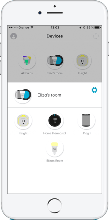 Yeti Integrates Control of Your Smart Home in a Single App