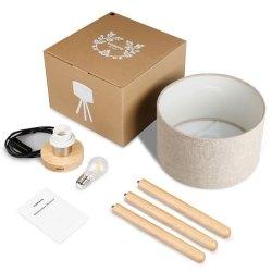 Tomos Bedside Light Kit with LED