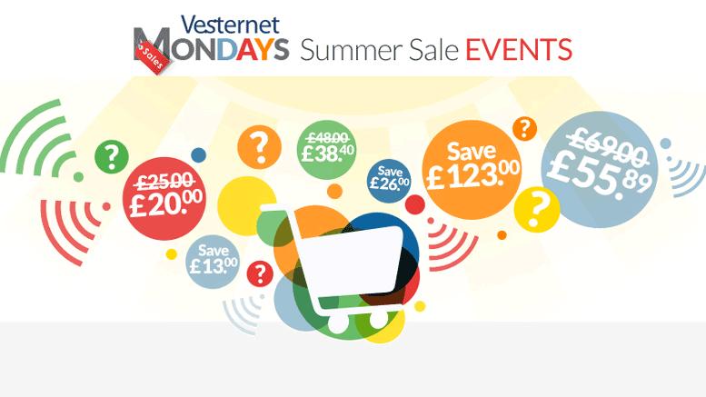 Vesternet Mondays - Smart Home Discounts!