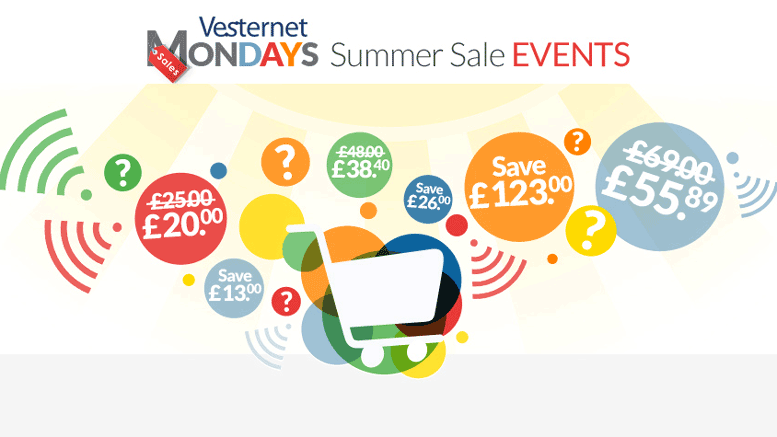 Vesternet Mondays - Smart Home Discounts!