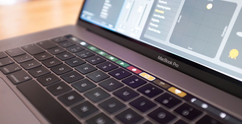 2018 MacBook Pro Touch Bar