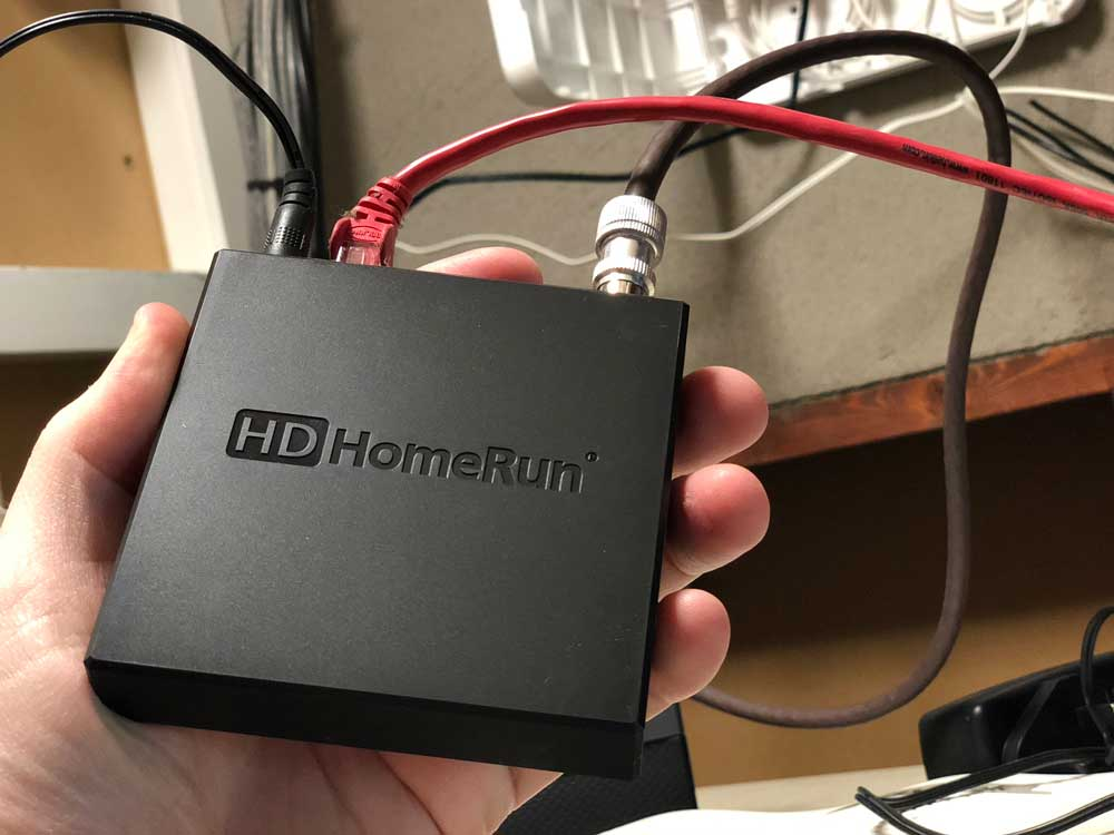 Setting Up a Plex Freeview Network DVR with Silicondust HDHomeRun ...
