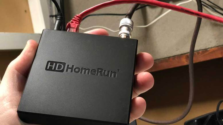 HDHomerun with Plex