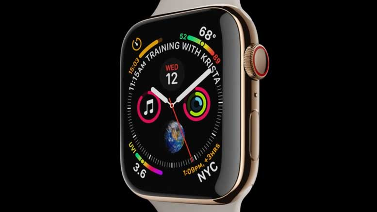 2018 Apple Watch  - 2018 apple watch - Our Apple iPhone 2018 Keynote Cheat Sheet – Gather Round – Automated Home