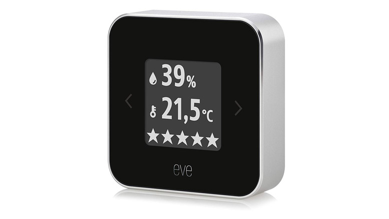 Eve Room - HomeKit Air Quality Monitor