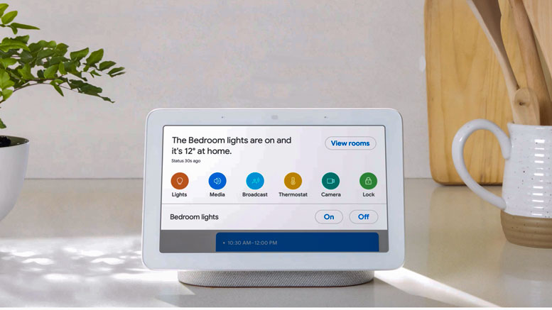 Review: New Google Home Hub – Perfect Smart Display For Your Bedroom