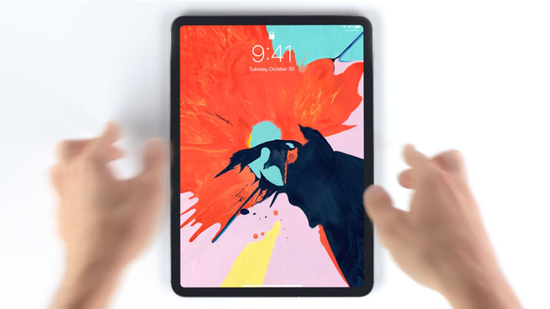 New iPad Pro with USB-C
