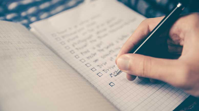 Moving House - Checklist