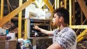 TechFlow Loft Rack