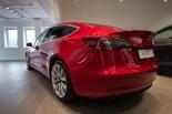 Tesla Model 3 Arrives in Dublin Showroom