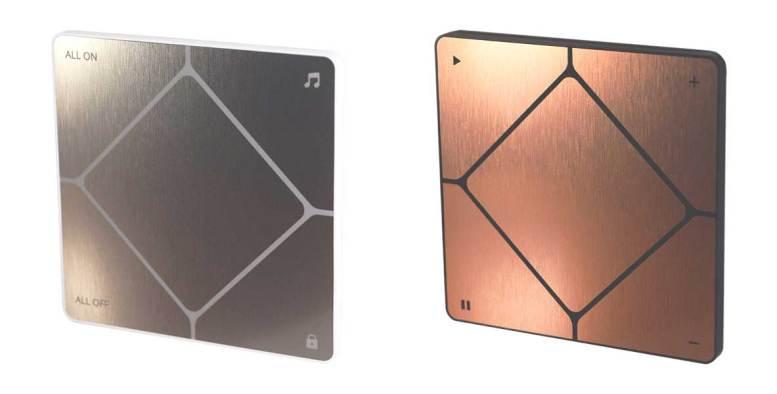 Faradite custom engraving - smarthome switches