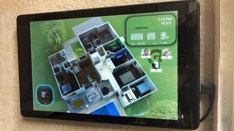 Hack – Automated Home