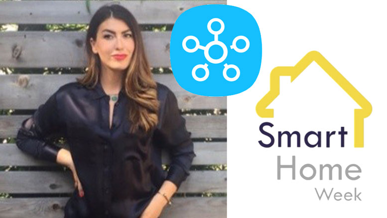 Abbie Byrom - Samsung SmartThings Interview