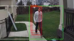 Frigate Open Source AI CCTV People Detector