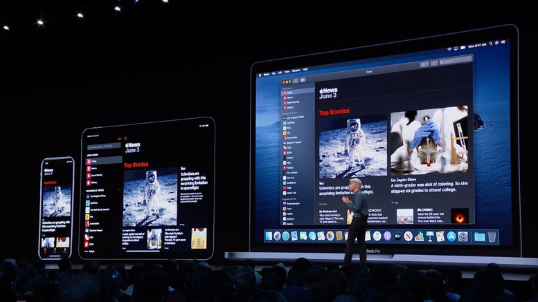 WWDC 2019 - Mac Catalyst