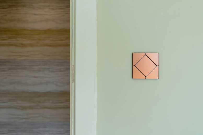 Loxone / Faradite Copper Switch