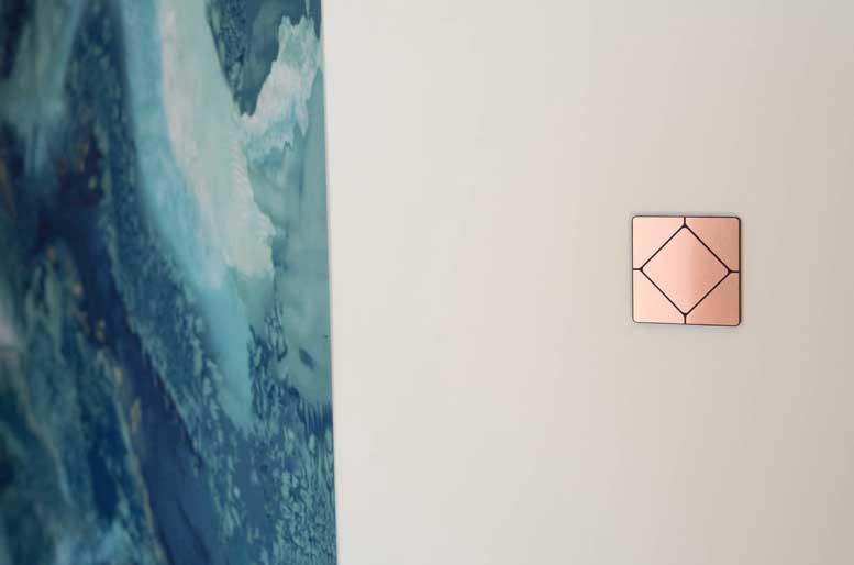 Faradite Copper 5-way switch