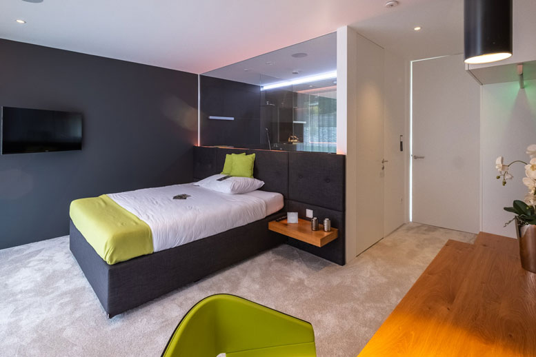 Loxone Show Home - Bedroom 1