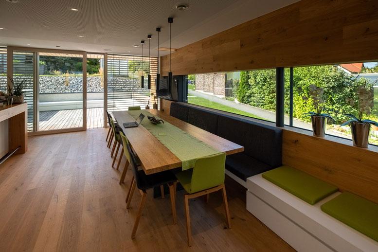 Loxone Show Home - Kitchen