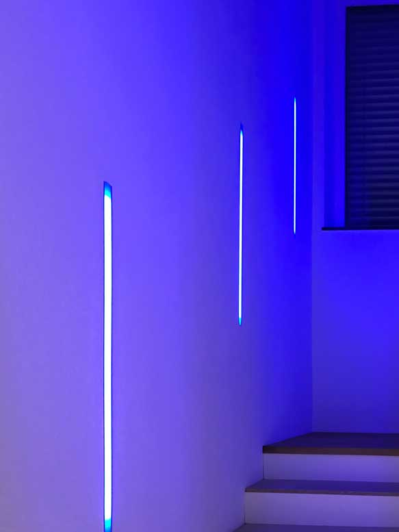 Austrian Self-Build - Loxone LED Lighting