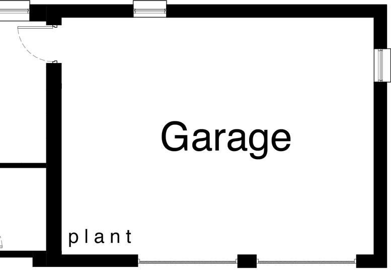Garage Plan - Automated Home 2.0