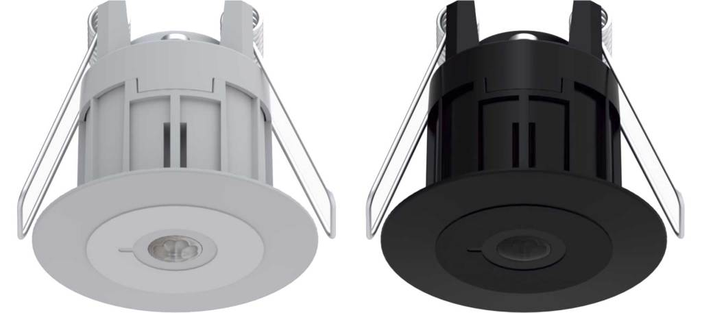 Faradite outdoor movement sensor for Loxone and KNX