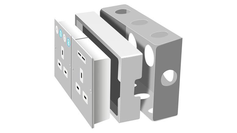 myDOQ SMart Modular Sockets