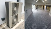 Heat Pump - Automated Home