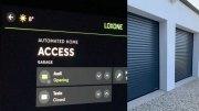 Loxone Garage Door Interface