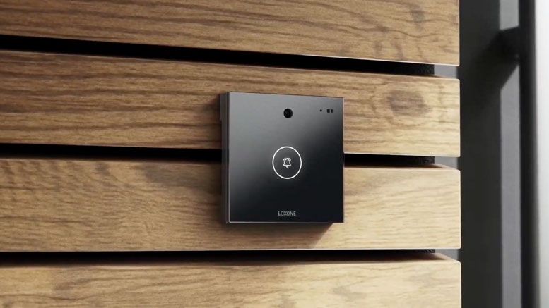 Nouvel interphone Loxone