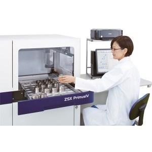 Rigaku Primus IV Floorstanding WDXRF Spectrometer