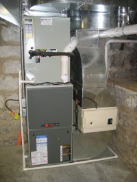 Furnace Heating And Air Conditioning Installation