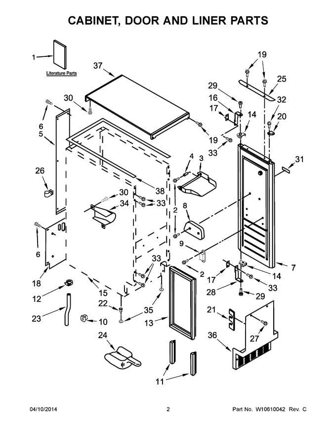 cabinet door diagram 95 mustang gt fuel pump wiring gi15ndxzs0 automatic appliance parts model lookup for